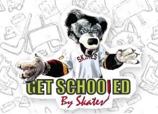 Chicago Wolves Kids Workbook